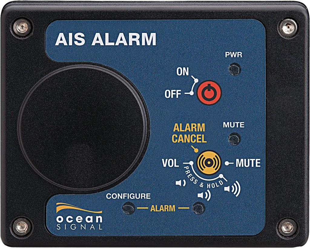 AIS Alarm Image