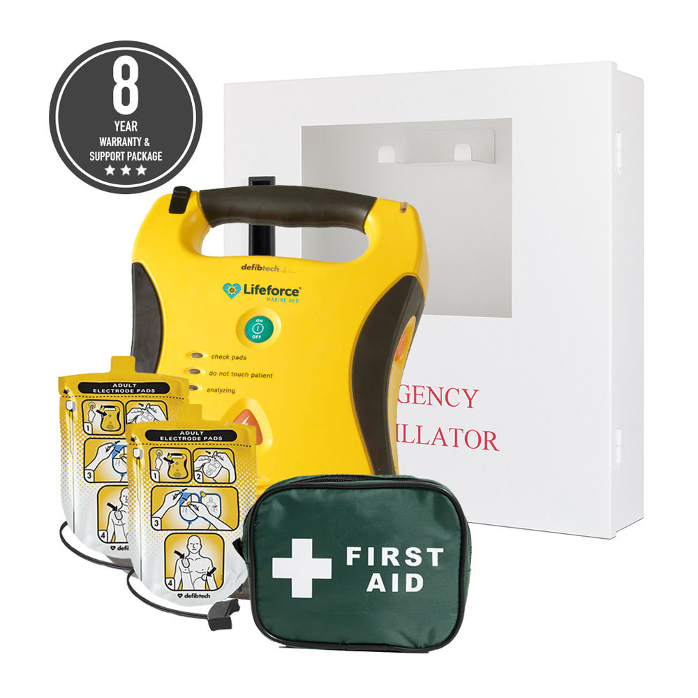 LIFEFORCE AED - Gold Package Image