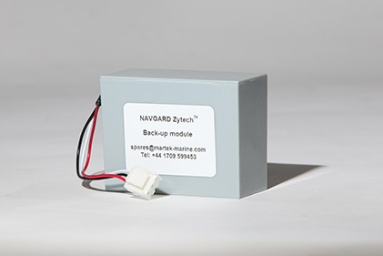 Navgard Type Approved Anti-Tamper Back-up Module Low in Stock Image