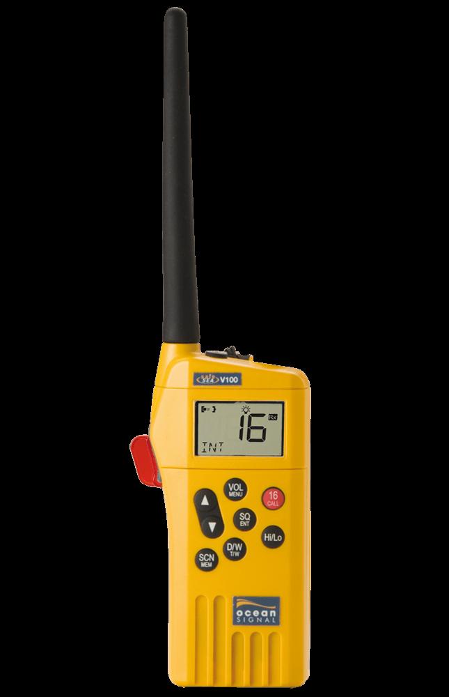 V100 VHF Image