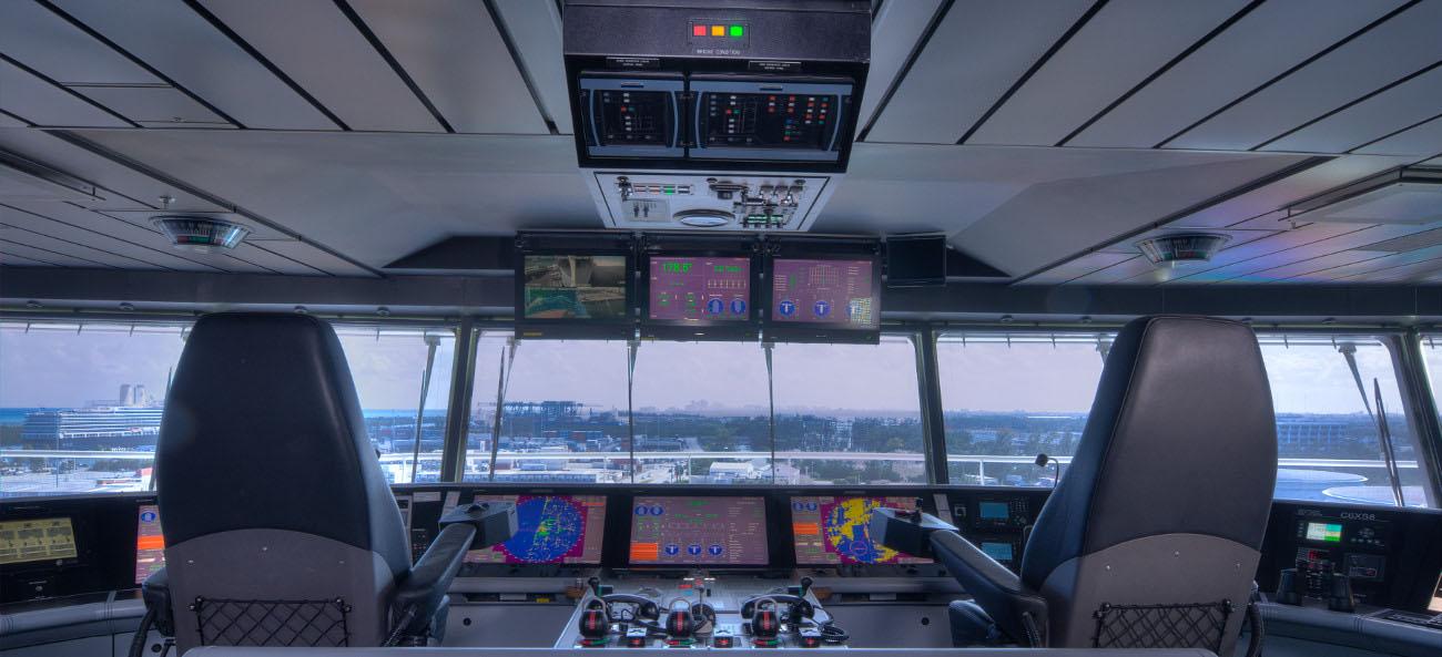VisionMaster FT Chart Radar Image