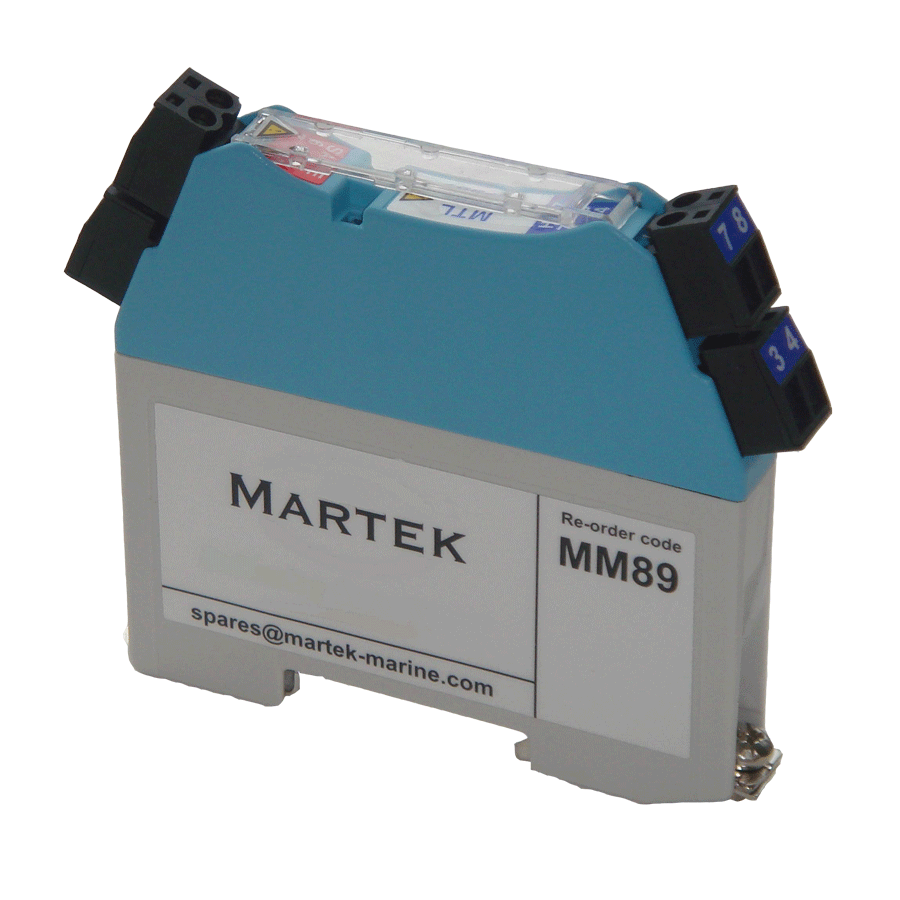 MM89 Safety Barrier Image