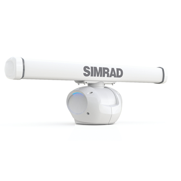 Simrad HALO-3 Pulse Compression Radar Image