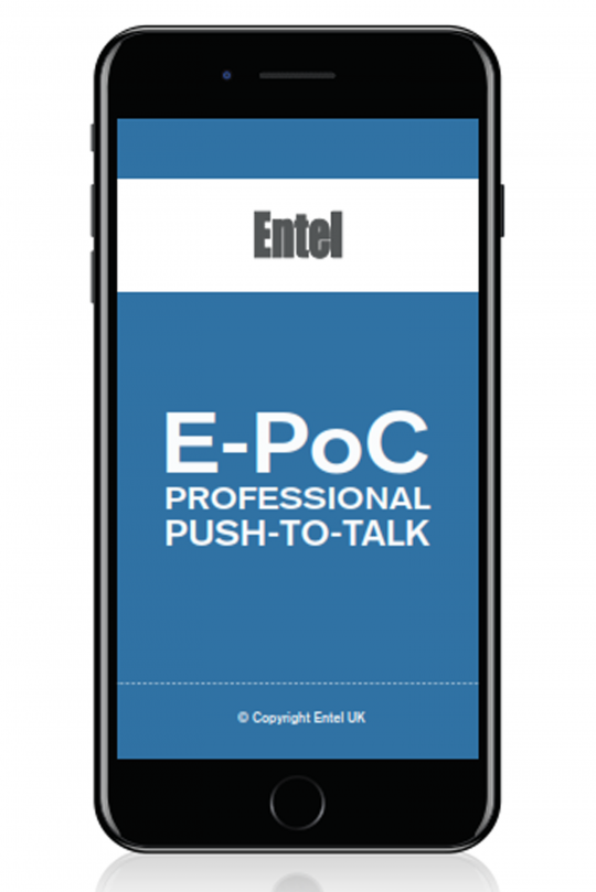 E-PoC/iOS & E-PoC/ANDROID APP Image