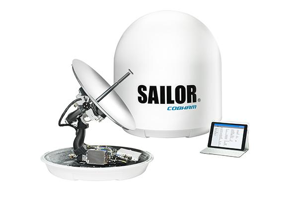 SAILOR 600 VSAT Ka System Image