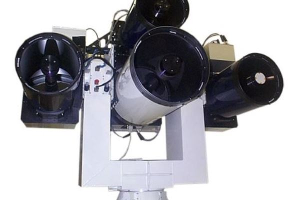 Multi Axis Gimbal Systems Image
