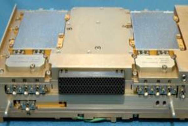 Integrated RF Transceivers for Missiles Image