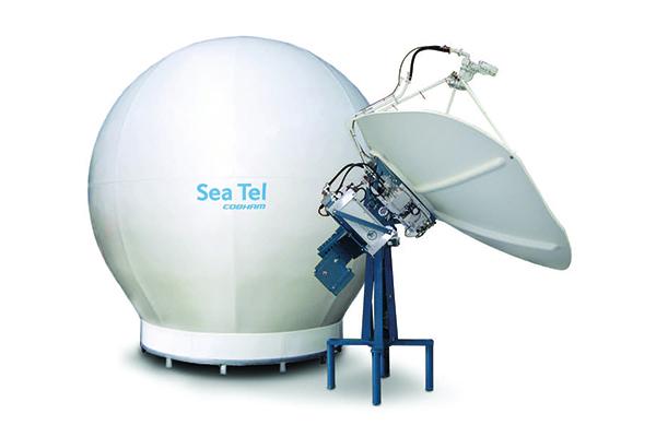 Sea Tel 9797B VSAT Image
