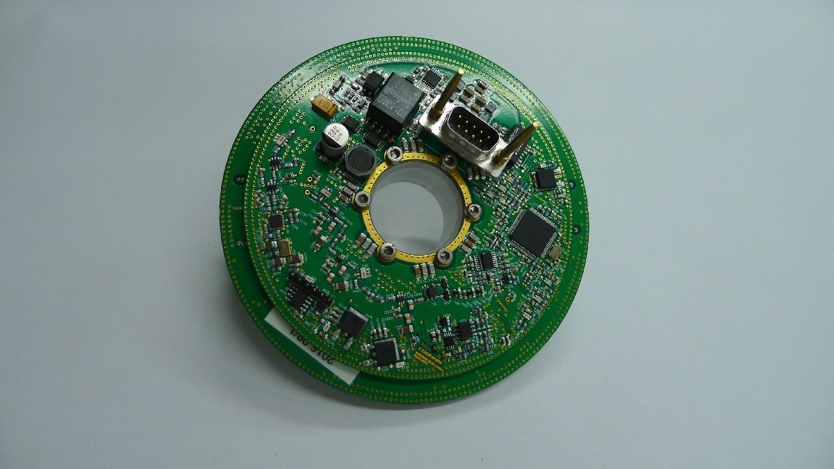 Contactless High Speed Slip Ring Image