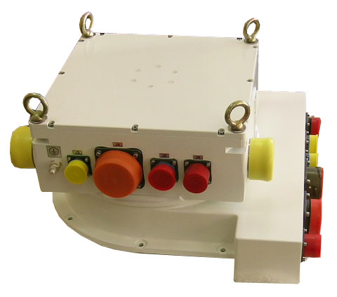 Electro-Pneumatic Rotary Joint Image