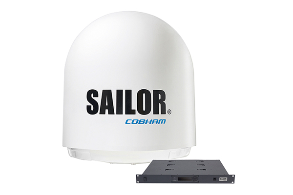 SAILOR 900 VSAT High Power Image