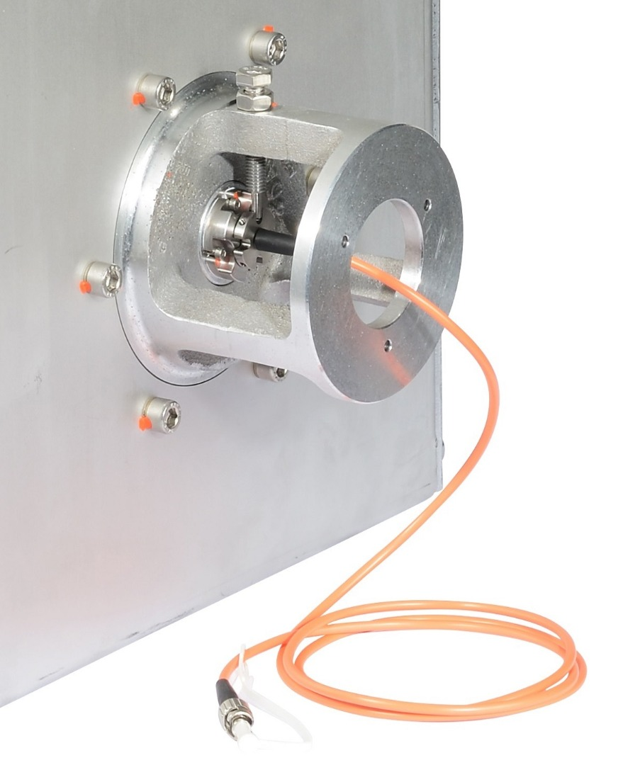 Opto Electric slip ring (electric and FORJ combined) Image