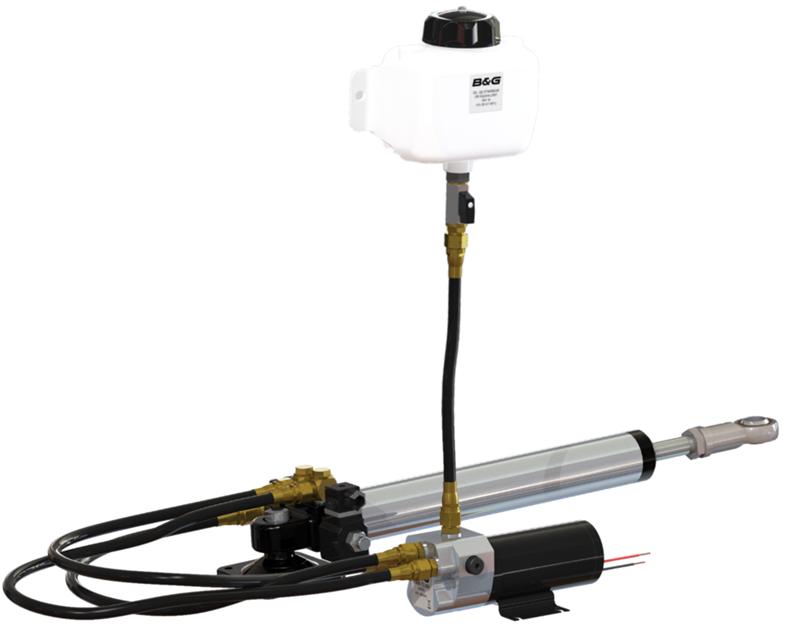 Hydraulic Ram T3 12V Image