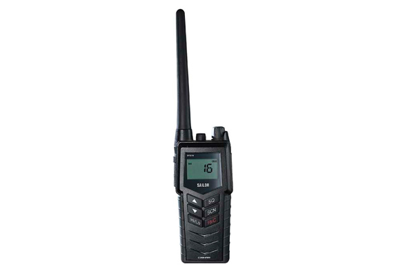 SAILOR SP3515 Portable VHF with scrambler and CTCSS Image