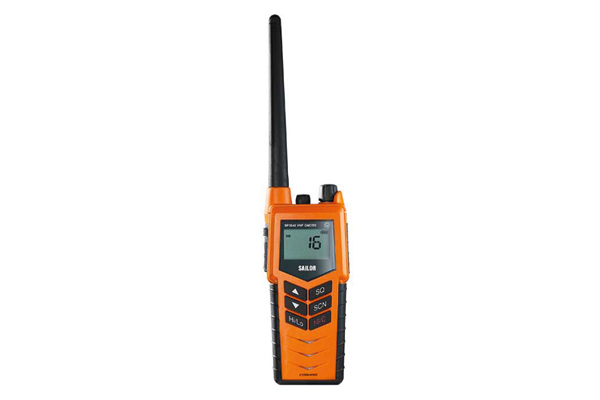 SAILOR SP3540 Portable VHF ATEX GMDSS Image