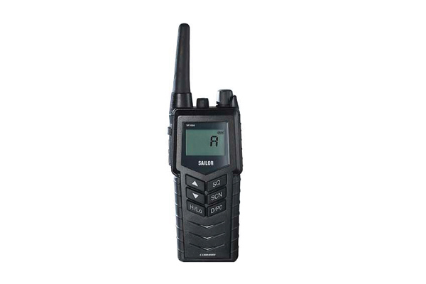 SAILOR SP3550 Portable UHF Image