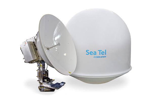 Sea Tel 5012 VSAT Image