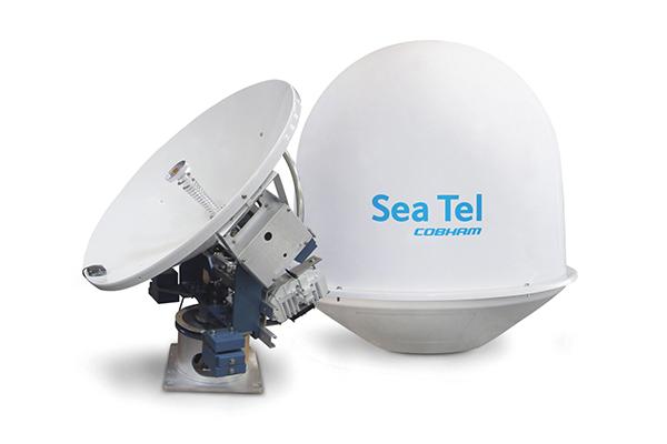 Sea Tel USAT30 VSAT Image