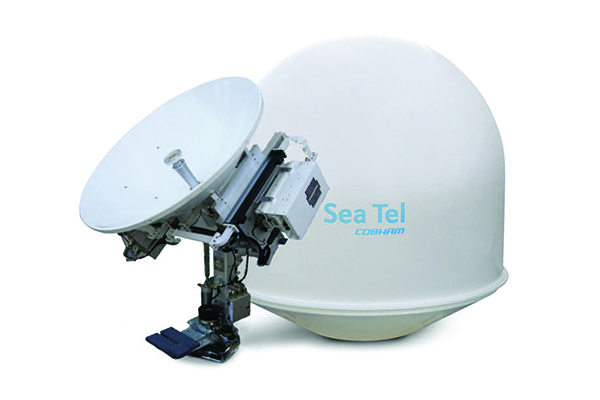 Sea Tel 4009X Image