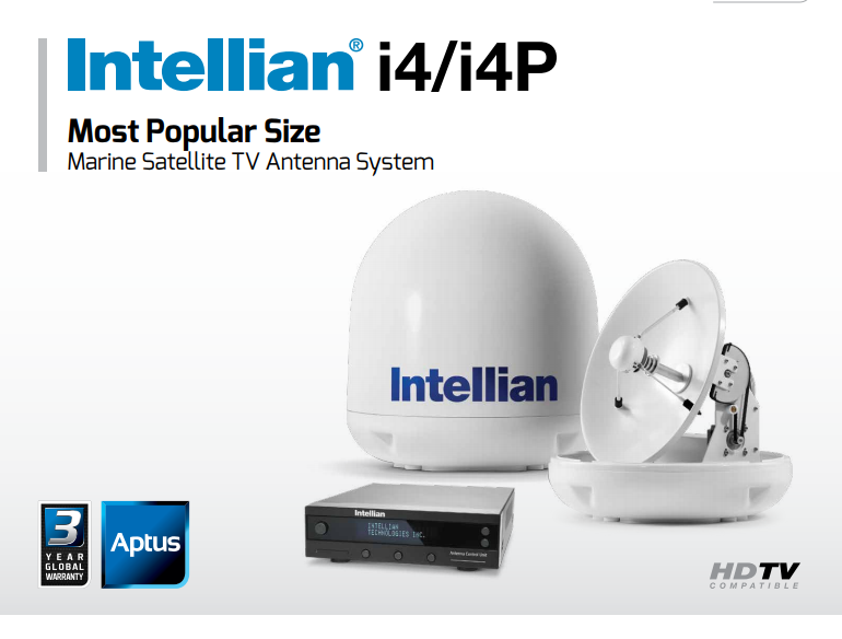 Intellian i4/i4P Image