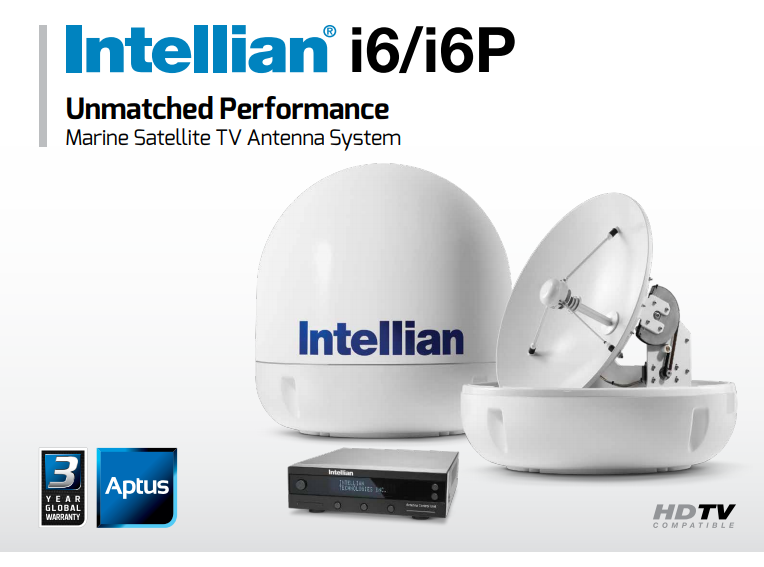 Intellian i6/i6P Image