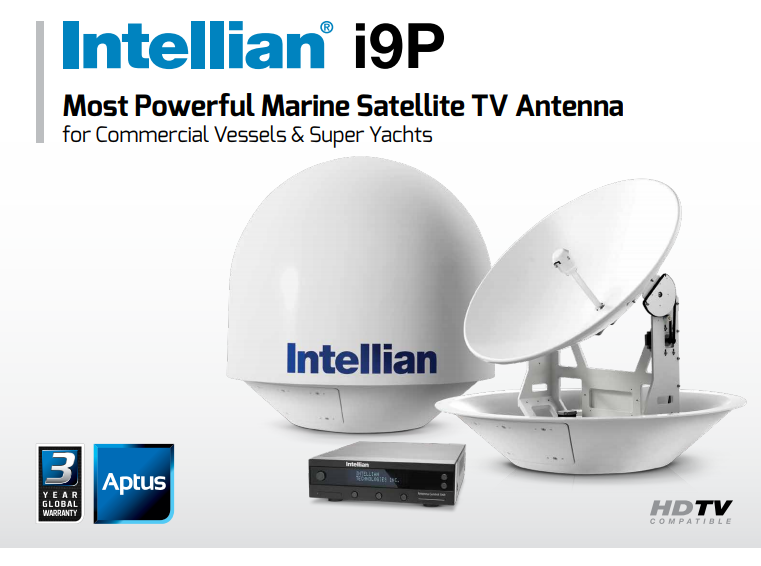 Intellian i9P Image