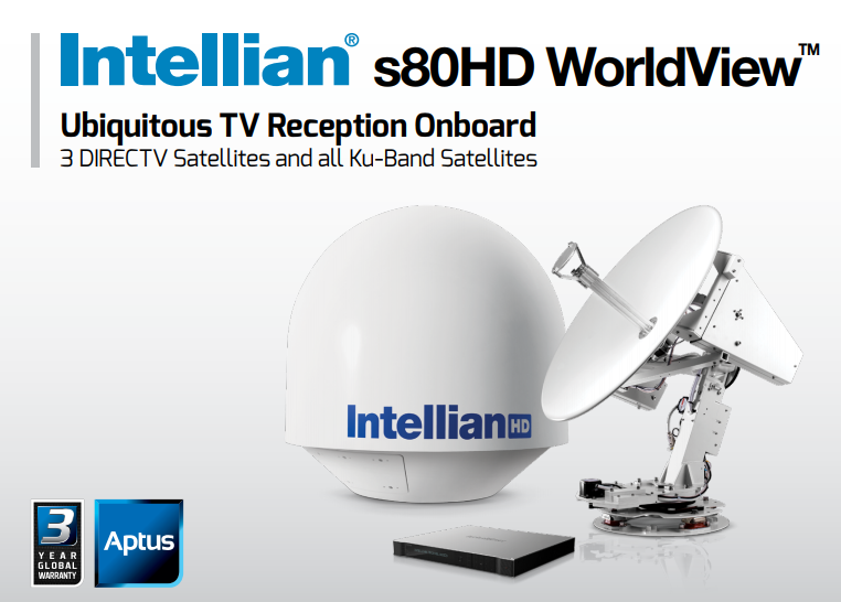 Intellian S80HD Image