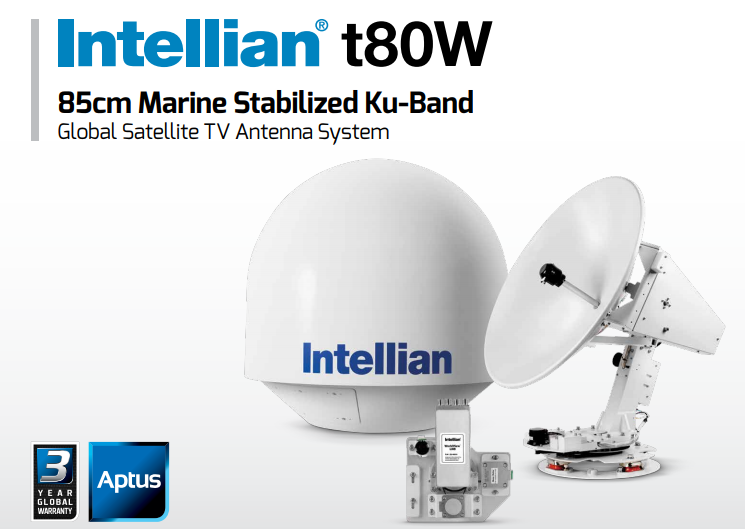 Intellian T80W Image