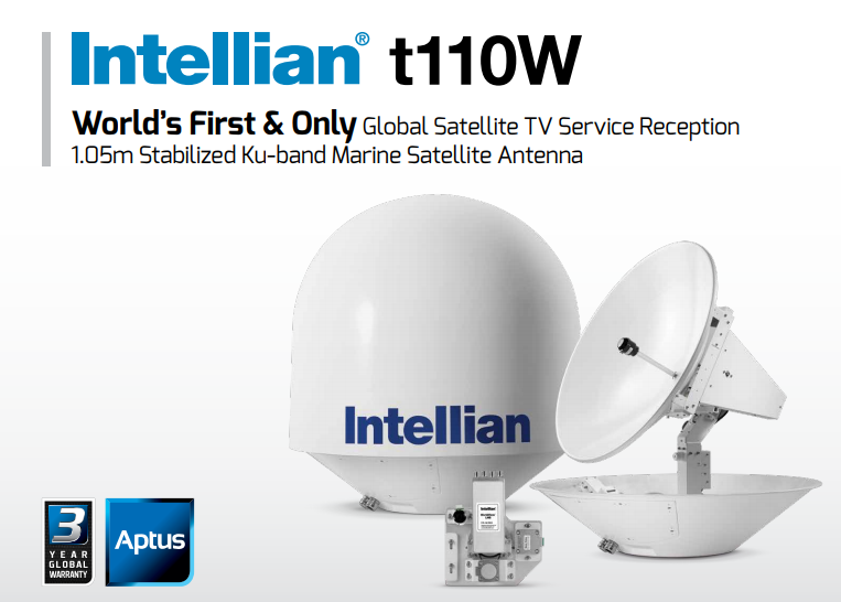 Intellian T110W Image