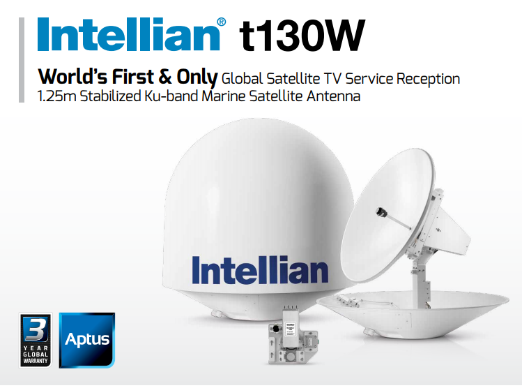 Intellian T130W Image