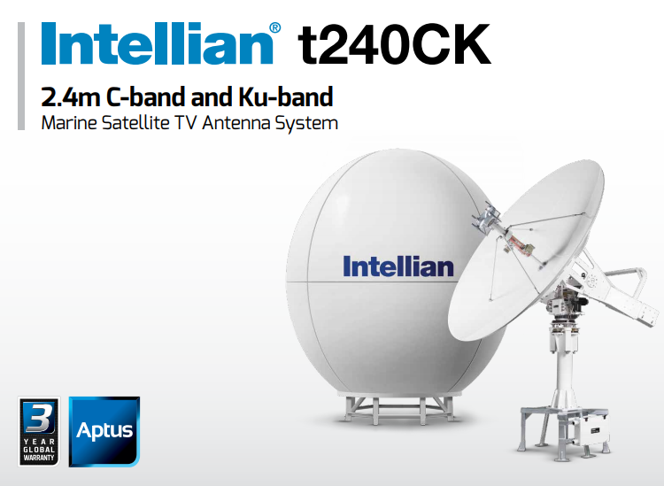 Intellian T240CK Image