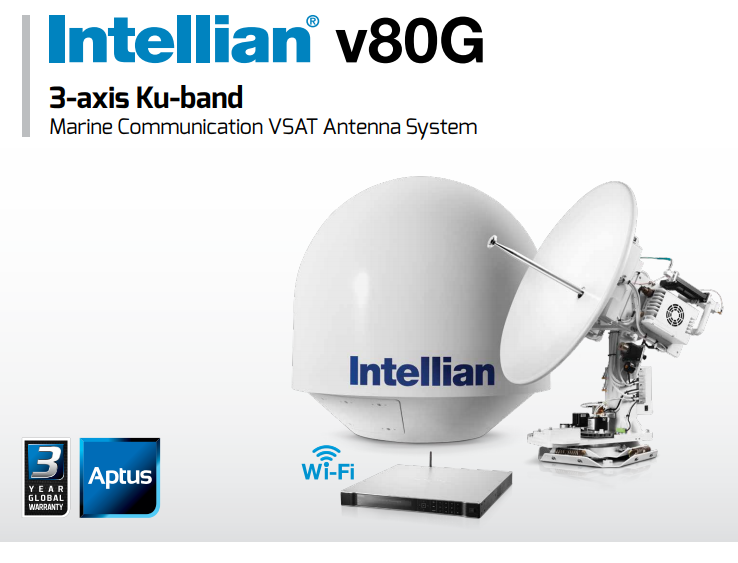 Intellian v80G Image