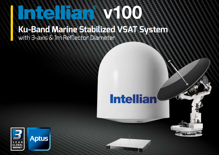 Intellian v100 Image