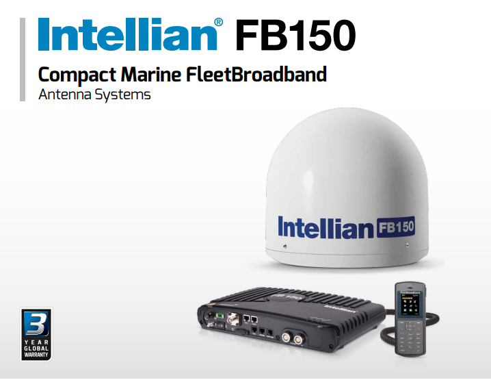 Intellian FB150 Image