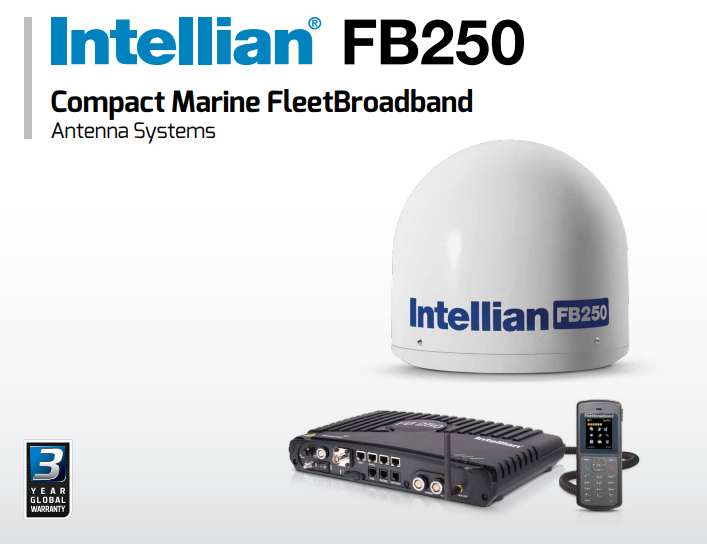 Intellian FB250 Image