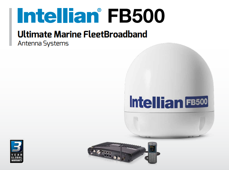 Intellian FB500 Image
