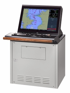 Electronic Chart Display and Information System ECDIS EC-8100, EC-8600 with Track Control System Image
